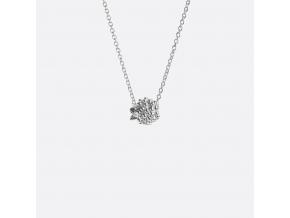 Necklase silver 1